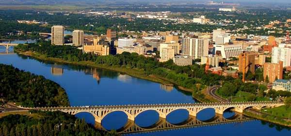 các thành phố của Canada, Tổng hợp các thành phố của Canada có du học sinh nhiều nhất