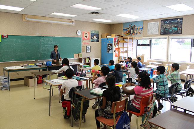 School District là gì