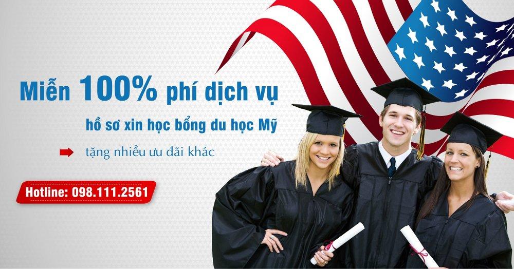 Dịch Vụ Du Học Mỹ