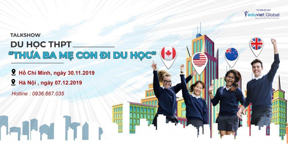 hội thảo du học, Tổng hợp tất cả các hội thảo du học mới nhất 2020