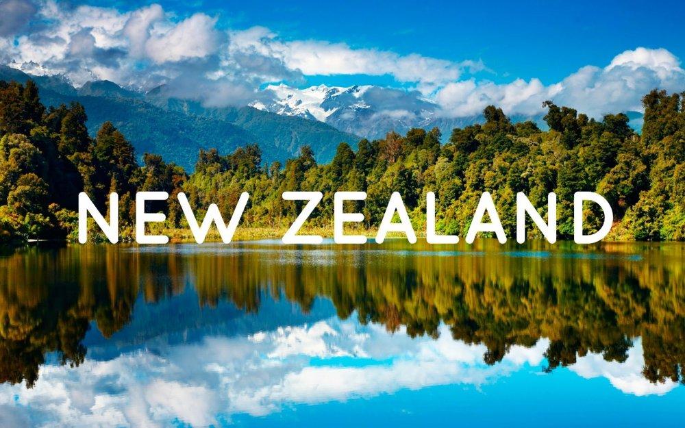 New Zealand Nói Tiếng Gì