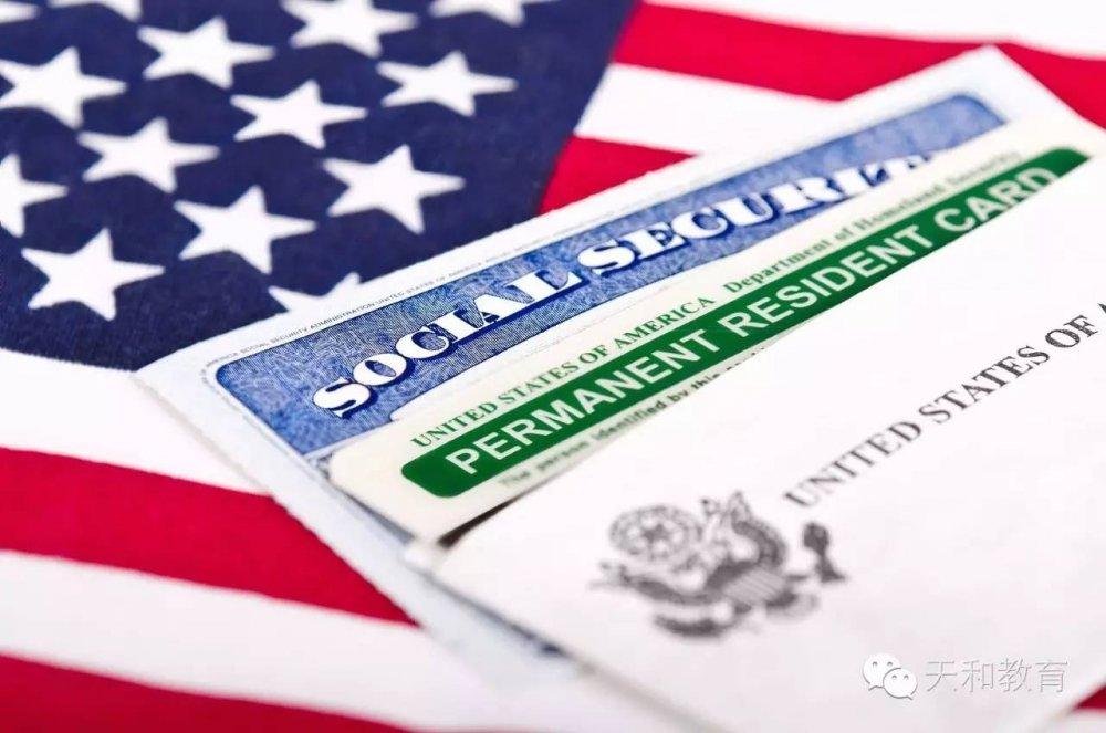 Khái niệm thẻ xanh, Khái niệm thẻ xanh cần biết cho người đi du học