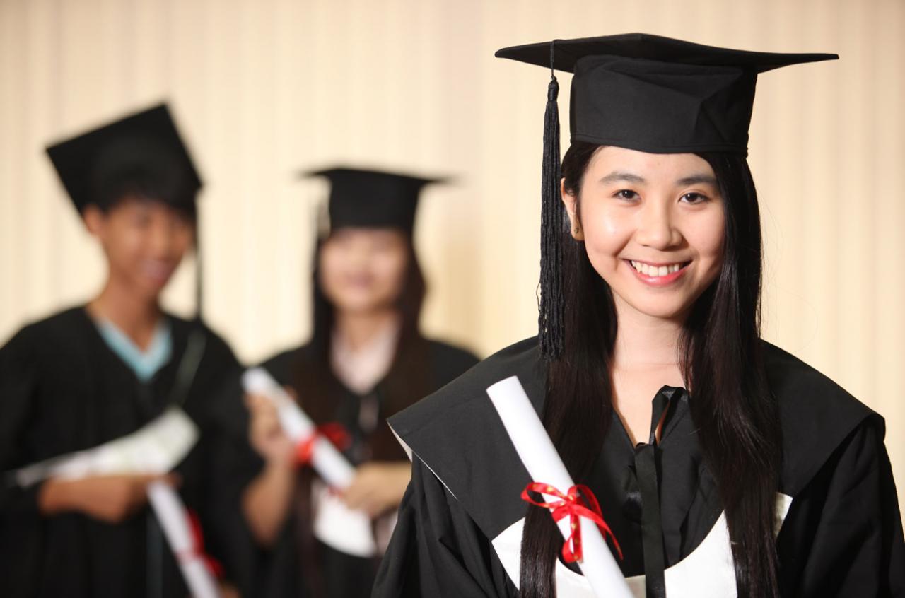 Học tín chỉ, sinh viên có thể tốt nghiệp sớm và đây là những lợi ích