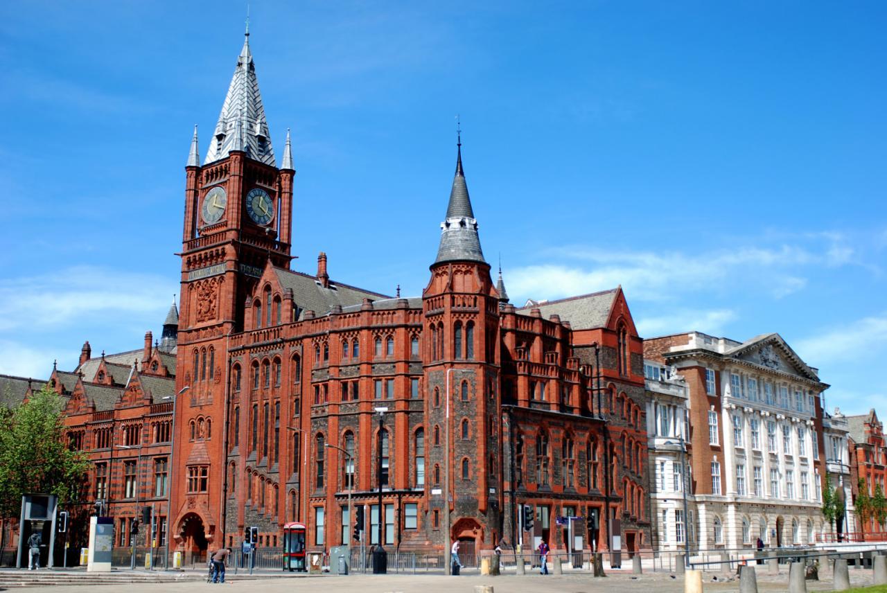 Học bổng du học Anh 2017 -2018 đại học Liverpool « AMEC