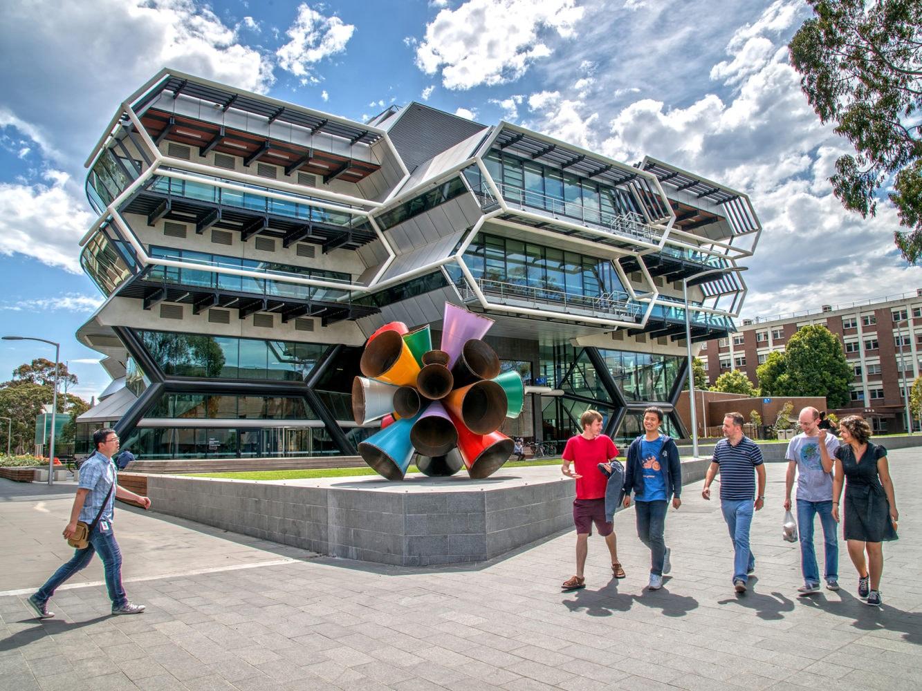 Trường đại học Úc