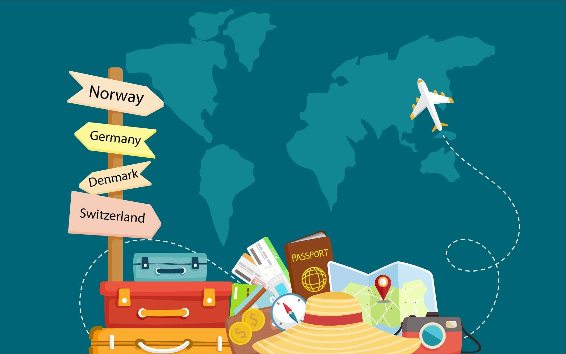 Cheapest Countries to Study Abroad - Leverage Edu