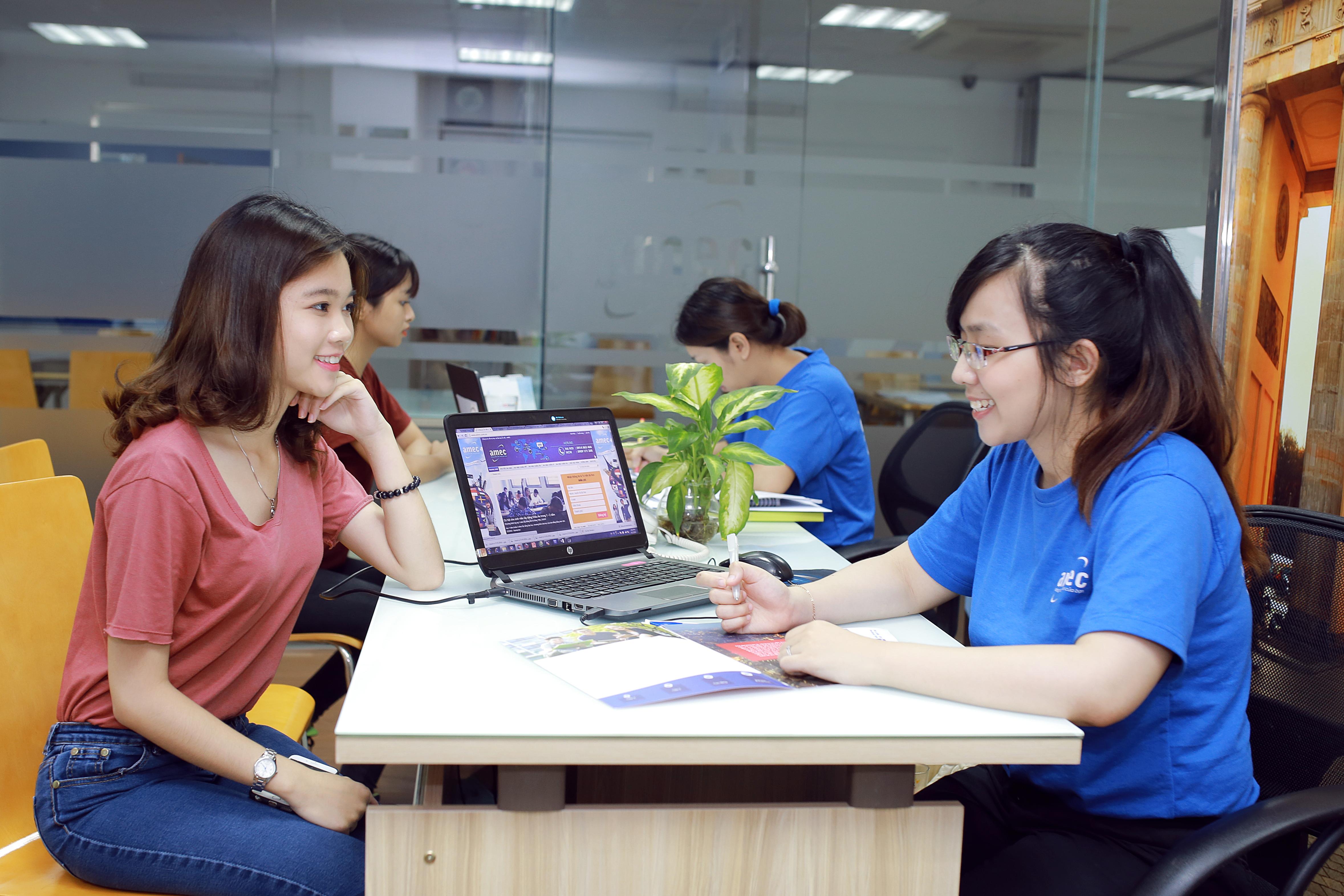 Tuyển dụng nhân viên tư vấn du học Đức Miền Nam « AMEC