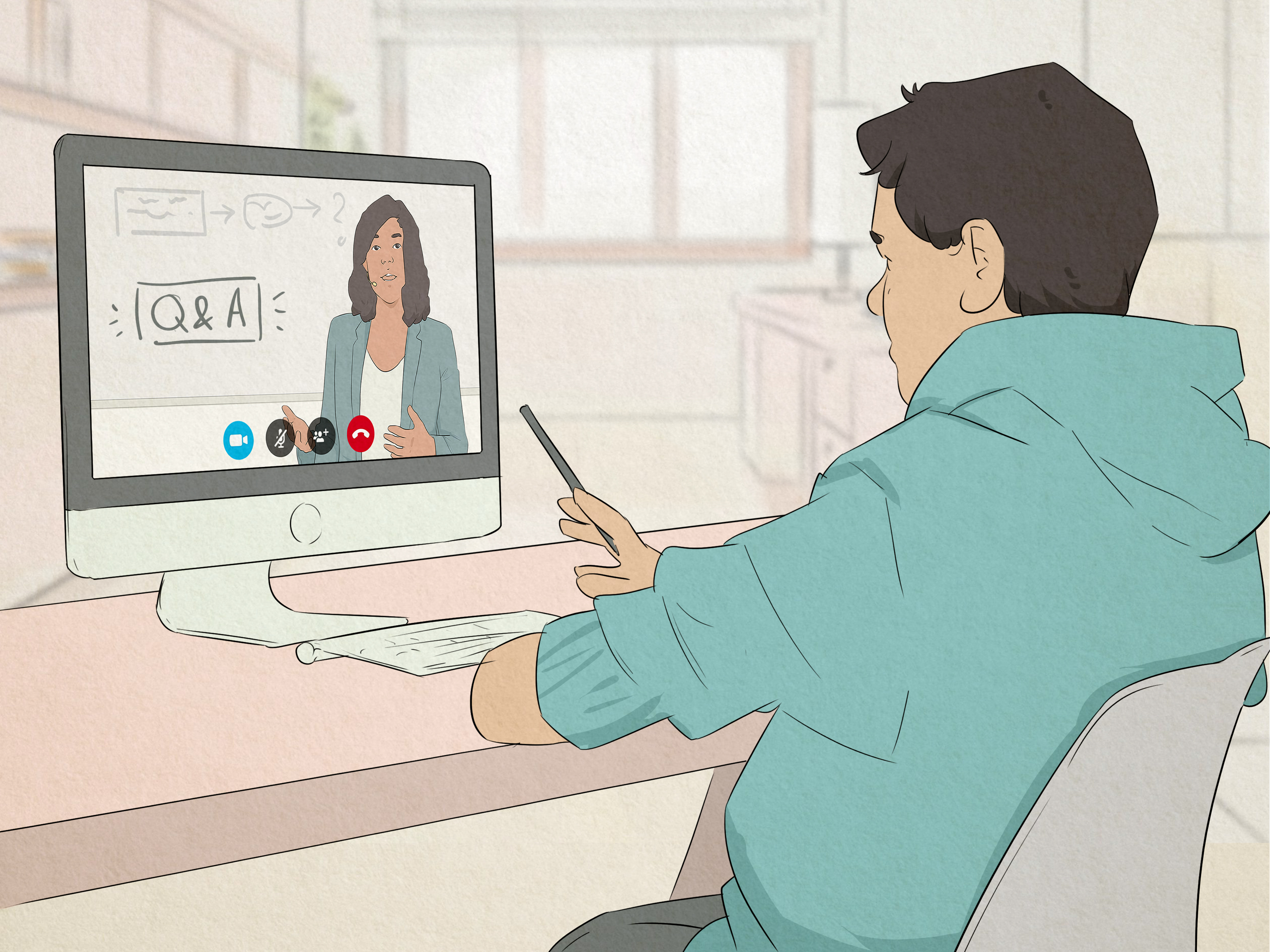 How to Study for an Online Class: 13 Steps (with Pictures)