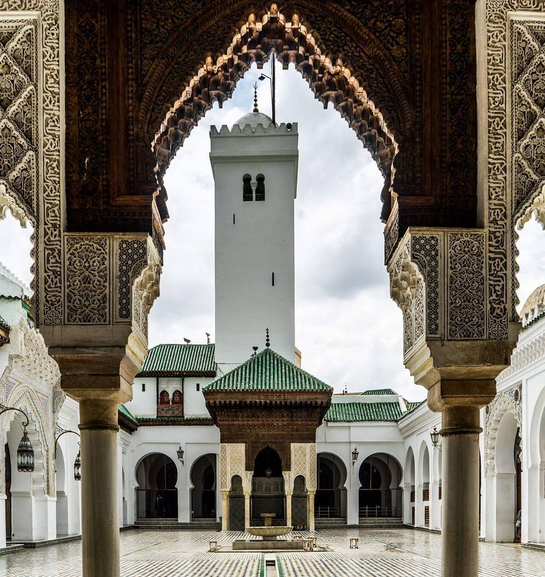 University of al-Qarawiyyin - Wikipedia