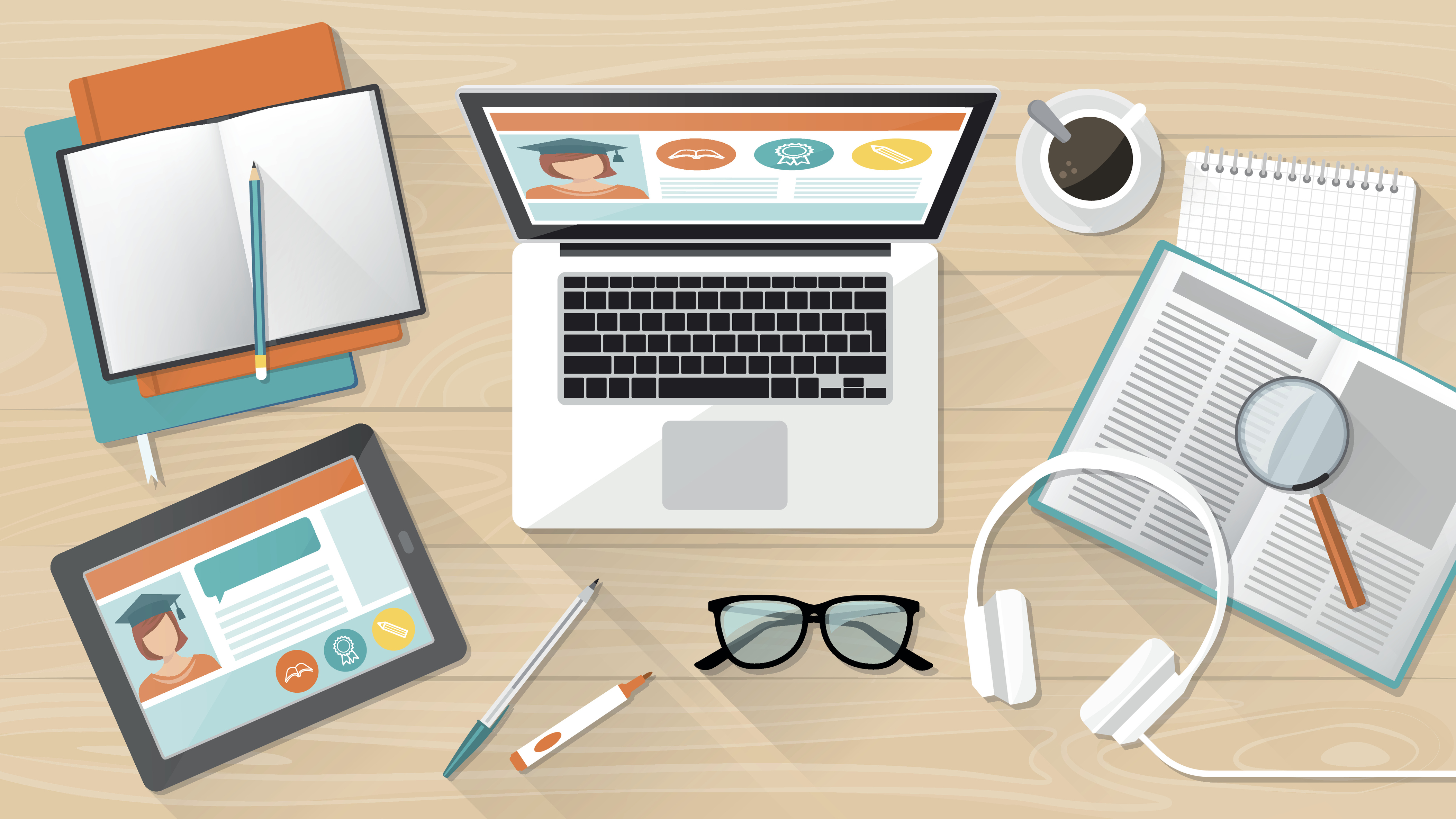 Study questions effectiveness of online education for at-risk students