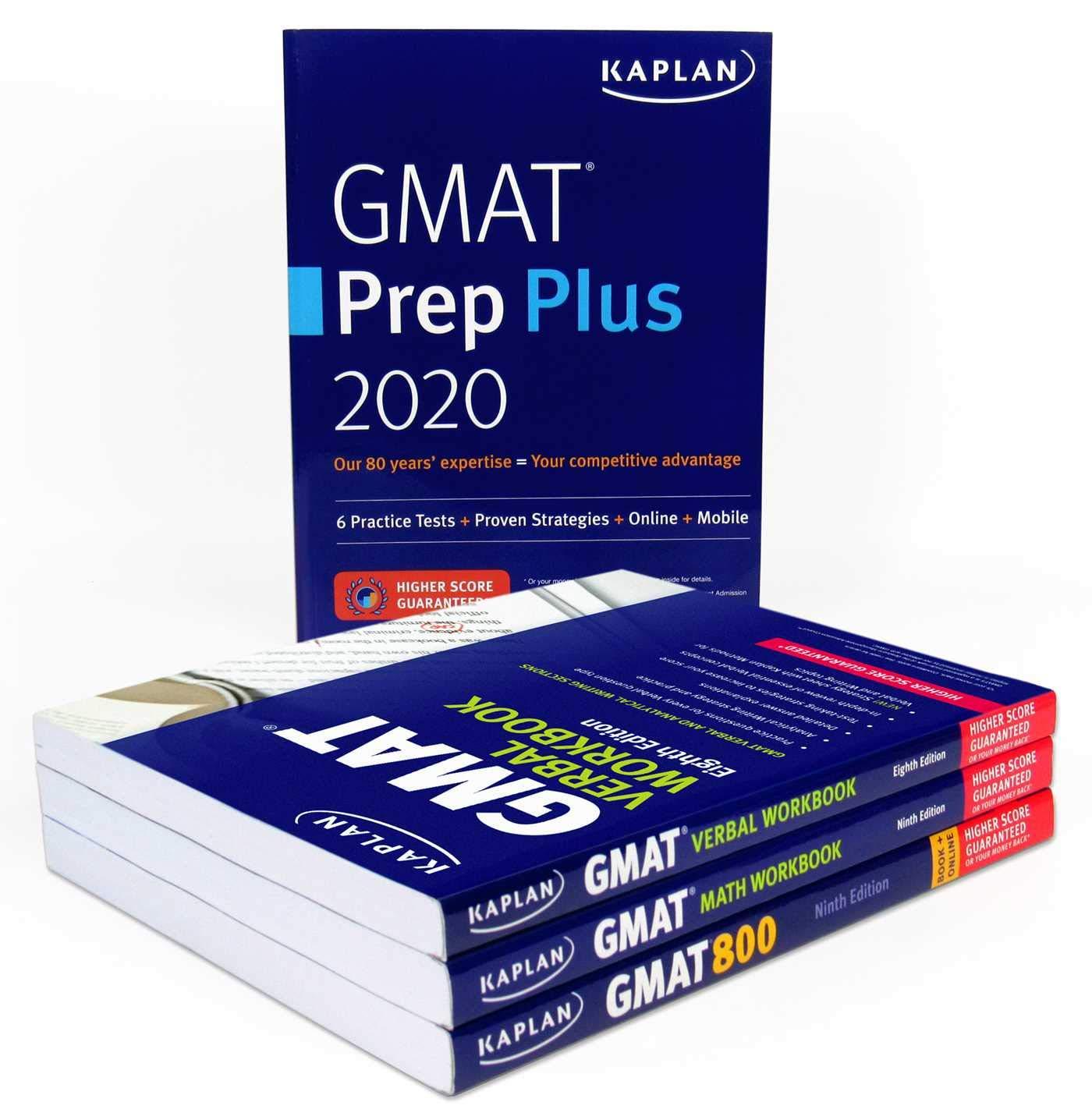 Sách luyện thi GMAT hay và mới nhất 2020